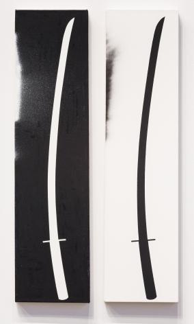 Robert Moskowitz, Untitled