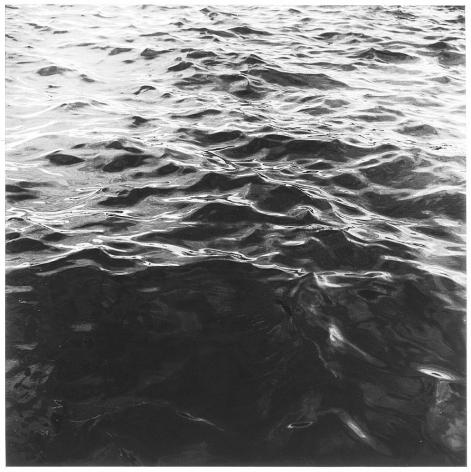 Peter Hujar Hudson River