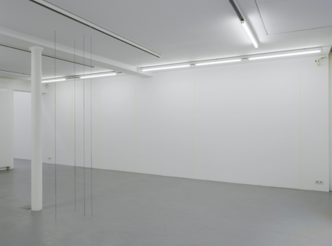Fred Sandback – installation view 5