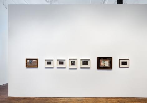a retrospective of exhibitions 1972 - 1981, Peter Freeman, Inc., New York