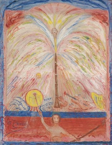 James Ensor L'âme de la musique (The Spirit of Music)