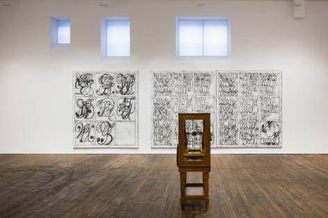 Universal Perspective - installation view 19