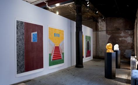 Thomas Schütte: New Work (at 140 Grand Street)– installation view 6