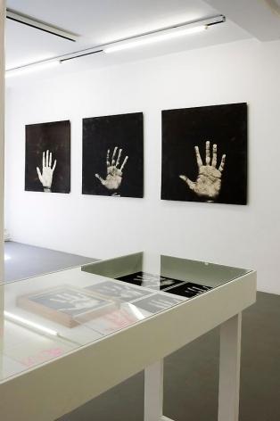 Robert Filliou:Je Meurs trop– installation view 14