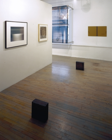 Nothing and Everything Presented by Peter Freeman, Inc. and Fraenkel Gallery – installation view 8
