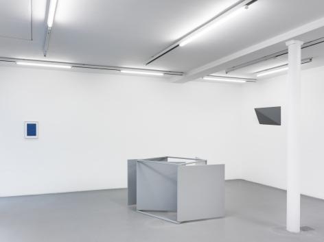 Exhibition view Galerie Nelson-Freeman, Paris