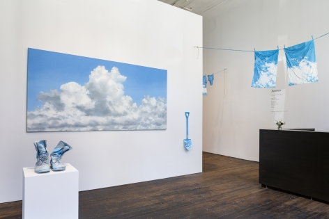 Summer, curated by Ugo Rondinone – installation view 2