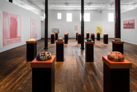 Thomas Schütte– installation view 15
