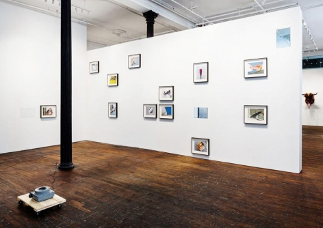 Summer Reading, curated by Richard Wentworth – installation view 3