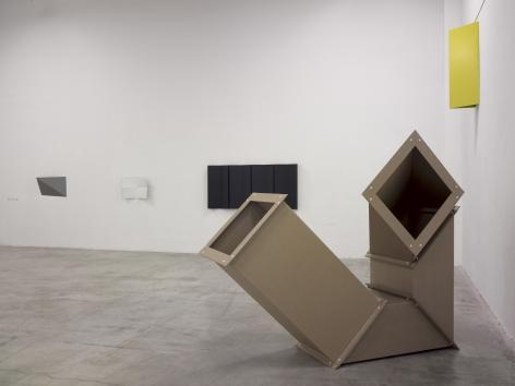 Pergola: Retrospective, Palais de Tokyo, Paris