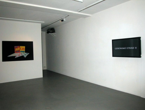 Guillaume Paris: Miracle, Mystery and Authority– installation view 9