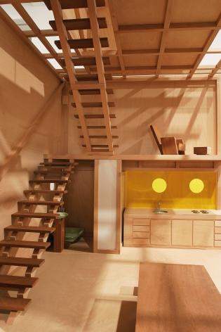 Houses, Kunstmuseum Luzern,Switzerland
