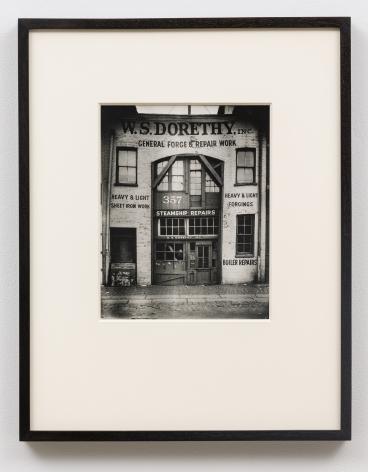 WALKER EVANS(1903-1975) House on West Street