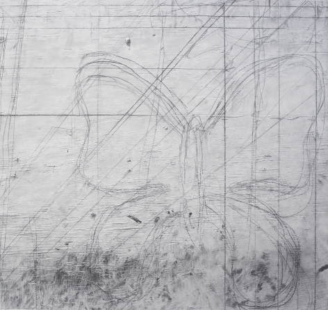 Catherine Murphy Studio Wall
