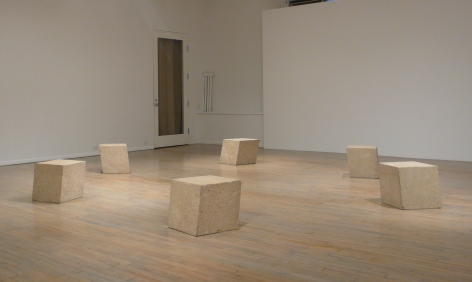 Bruce Nauman , Diamond Mind Circle of Tears Fallen All Around Me