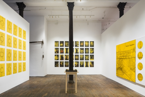 Universal Perspective -installation view 2