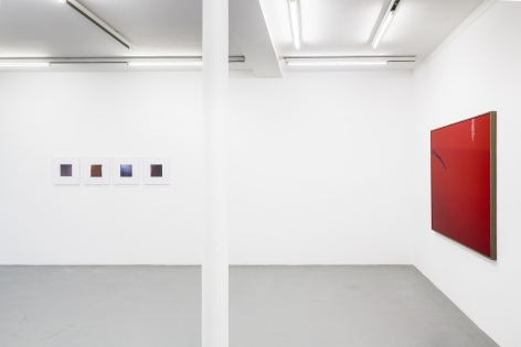 Jan Dibbets: New Colorstudies 1976/2012 – installation view 3