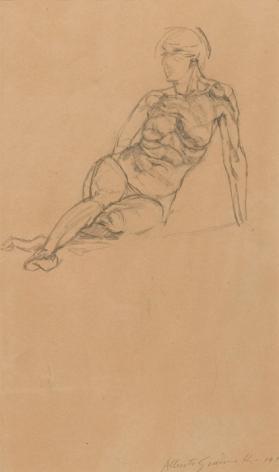 Alberto Giacometti Nu couché