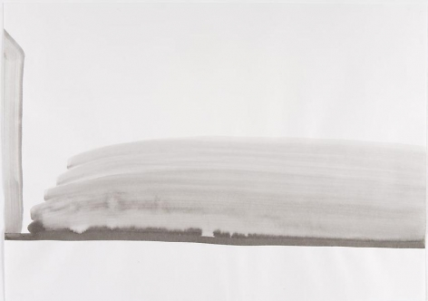 Silvia Bächli Untitled