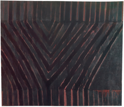 Frank Stella, Delta