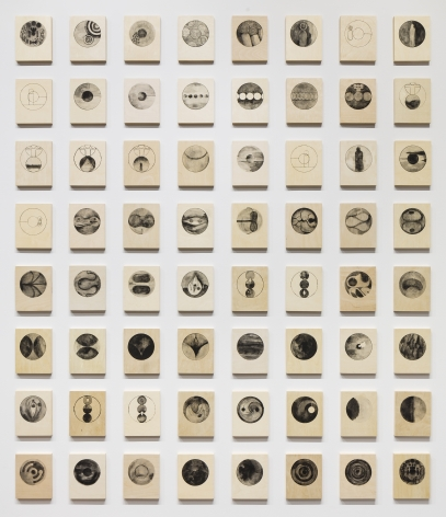 Matt Mullican Untitled (64 Images of the Cosmology)