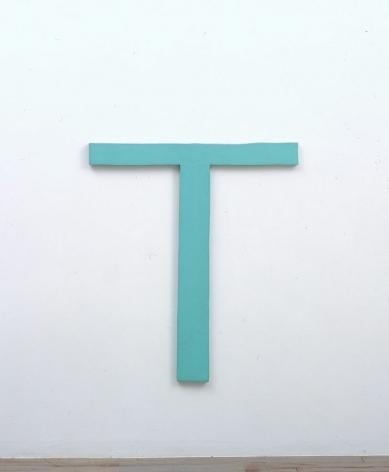 Richard Tuttle Table