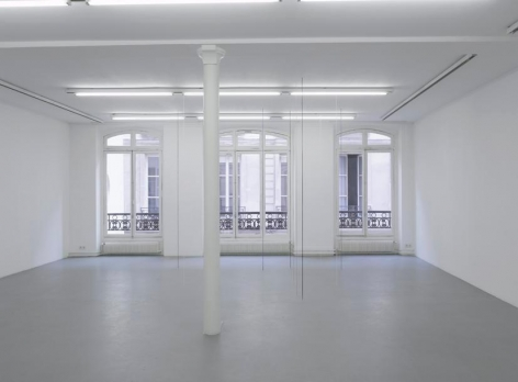 Fred Sandback – installation view 8