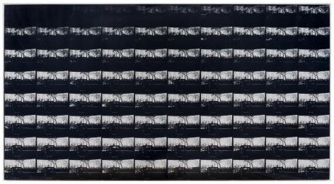 Jan Dibbets Shortest Day Sunrise-Noon Guggenheim NY