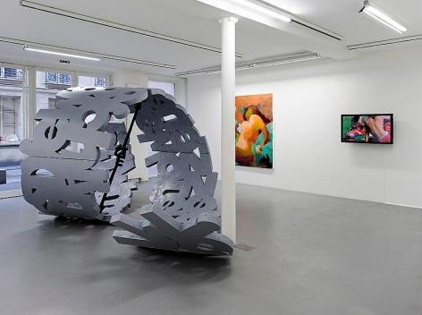 25th Anniversary, Peter Freeman, Inc., Paris – installation view 1