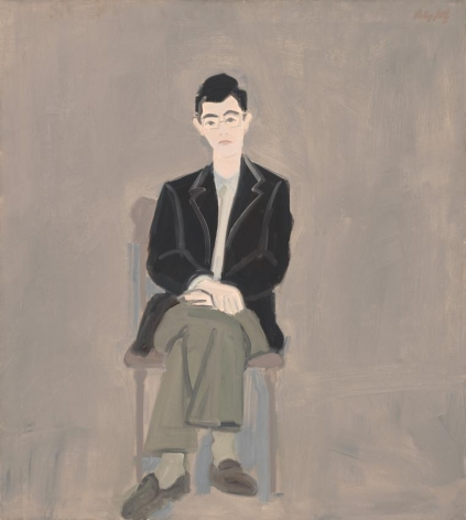 Alex Katz Richard Bellamy