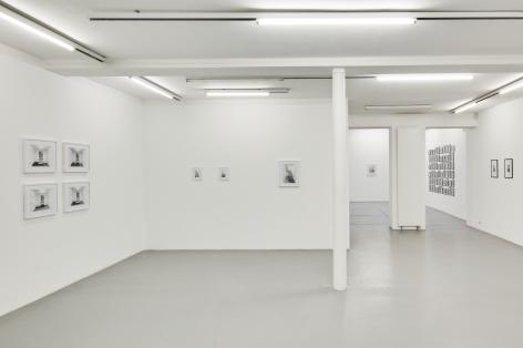 Gregor Schneider: Exchange Berlin-Paris – installation view 1