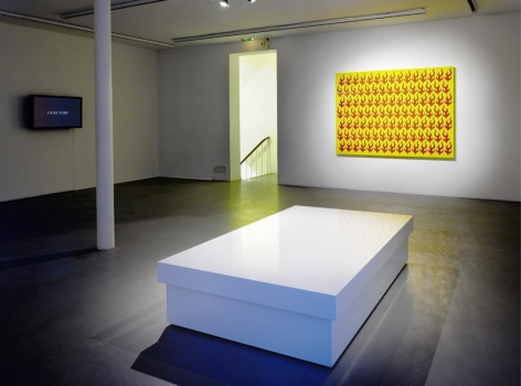 Guillaume Paris: Miracle, Mystery and Authority – installation view 1