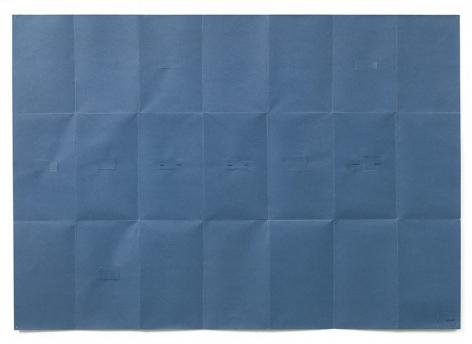 Helen Mirra Map of 19̊S, 18̊W
