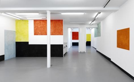 Ernst Caramelle, Galerie Nelson-Freeman, Paris, France.