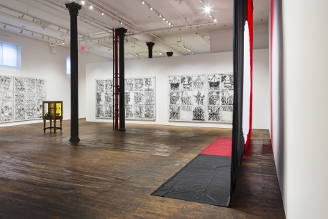 Universal Perspective - installation view 20