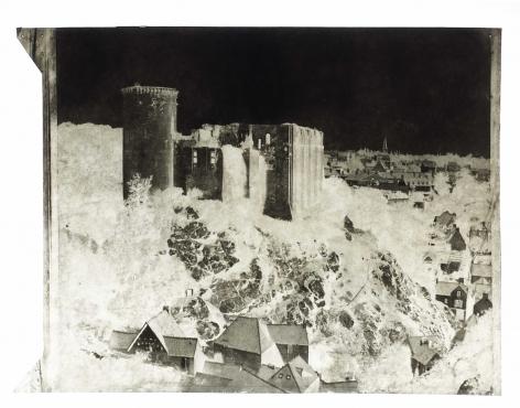 BARON LOUIS-ADOLPHE HUMBERT DE MOLARD (1800–1874), sans titre (vue de Falaise) 4