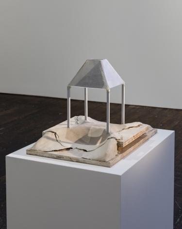"""DAN GRAHAM, Model for """"Skateboard Pavilion"""""""