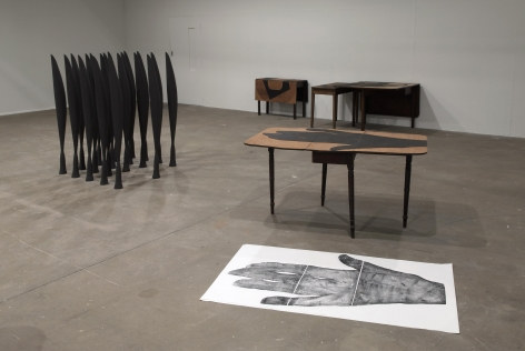 The Siege, Chisenhale Gallery, London.
