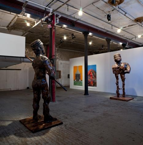 Thomas Schütte: New Work (at 140 Grand Street)– installation view 4