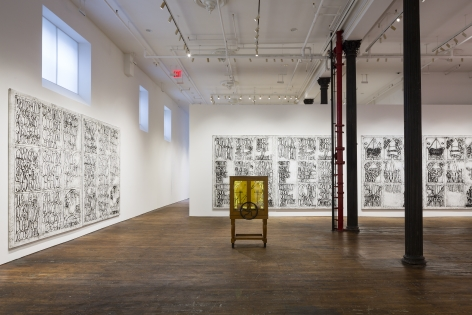 Universal Perspective -installation view 8