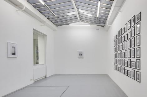 Gregor Schneider: Exchange Berlin-Paris– installation view 6