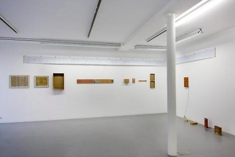 Robert Filliou:Je Meurs trop– installation view 4