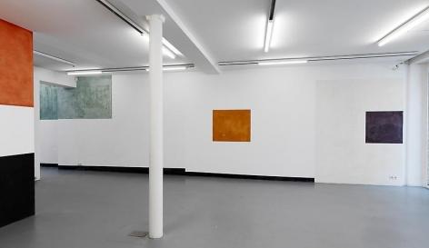 Ernst Caramelle – installation view 4