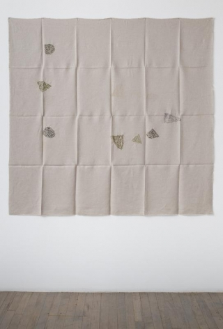 Helen Mirra Hourly directional field notation, 22 July, Nackareservatet