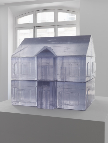 Rachel Whiteread– installation view 10