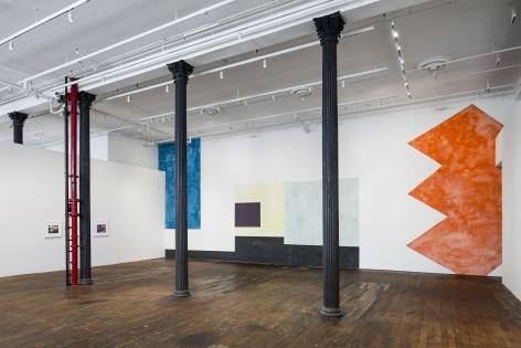 Ernst Caramelle: serious candy revisited – installation view 1
