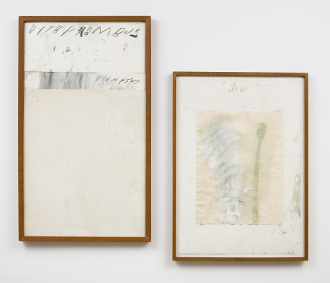 Cy Twombly(1928-2011),