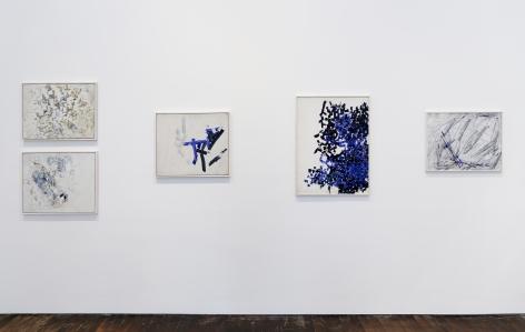 Charlotte Posenenske: Early Works – installation view 2