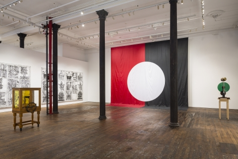 Universal Perspective - installation view 21