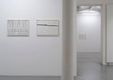Silvia Bächli– installation view 5